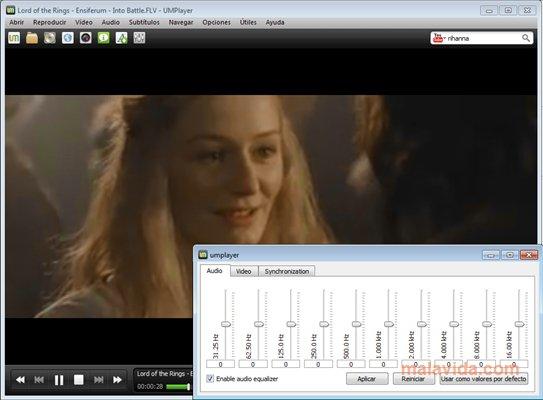 UMPlayer App Latest Version for PC Windows 10