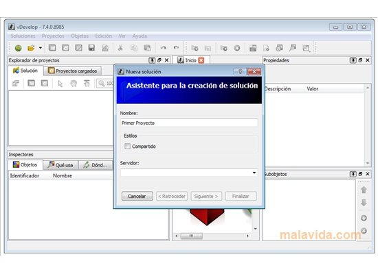 Velneo vDevelop App Latest Version for PC Windows 10