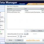 Vista Manager