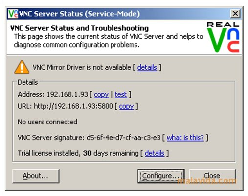 VNC Personal App Latest Version for PC Windows 10