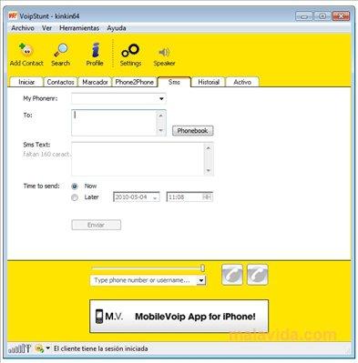 VoipStunt App Latest Version for PC Windows 10