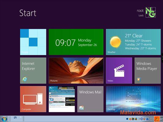 Windows 8 Transformation Pack App Preview