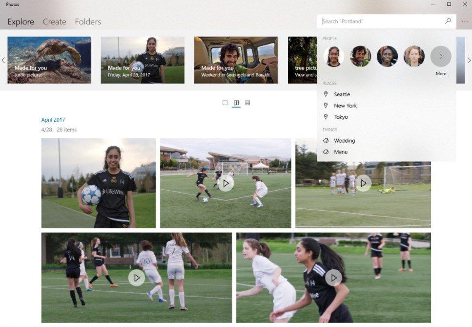 Windows Story Remix App Preview