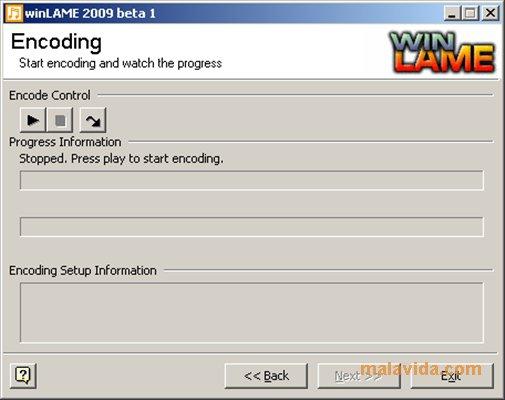 WinLAME App Latest Version for PC Windows 10
