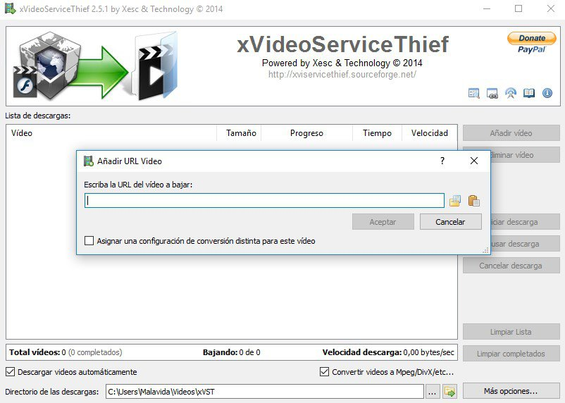 xVideoServiceThief App Preview