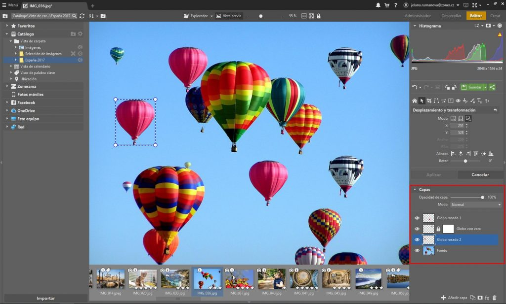 Zoner Photo Studio App Latest Version for PC Windows 10