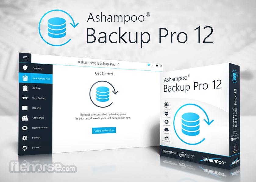 Ashampoo Backup Pro App for PC Windows 10 Last Version
