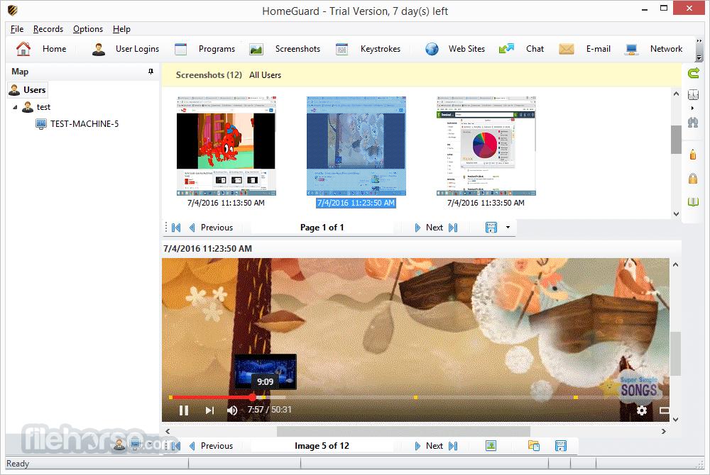 HomeGuard (64-bit) App for PC Windows 10 Last Version