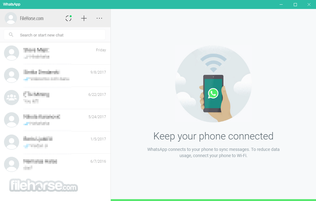 WhatsApp for PC (64-bit) App for PC Windows 10 Last Version