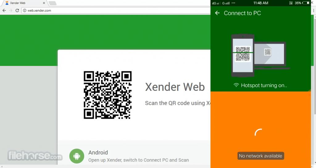 Xender for PC App for PC Windows 10 Last Version
